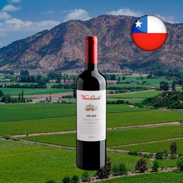 Vinchante Vin 266 Cabernet Sauvignon Central Valley 2018 - Oferta