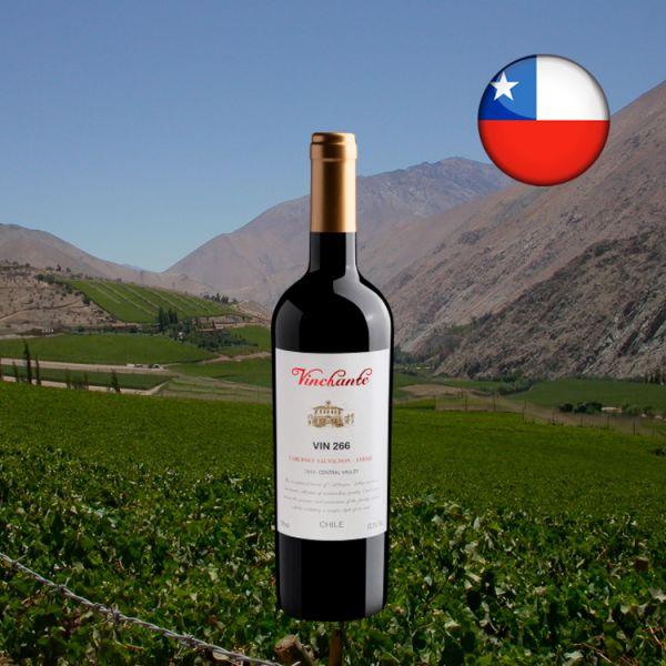 Vinchante Vin 266 Cabernet Sauvignon-Syrah Central Valley 2018 - Oferta