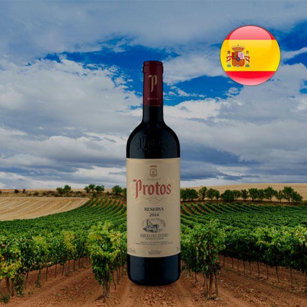 Protos Reserva D.O. Ribera del Duero 2014 - Oferta