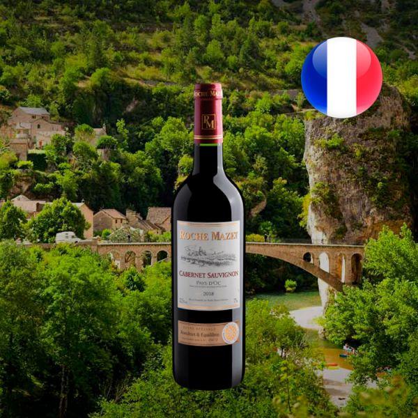 Roche Mazet Cabernet Sauvignon 2018 - Oferta