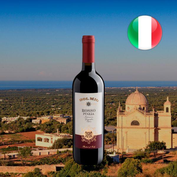 Sol Mio Rosso Puglia 2019 - Oferta